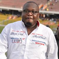 Randy Abbey, Host of Metro TV's Good Morning Ghana Show
