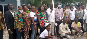 NDC Ellembele 2020 Campaign Team Launch