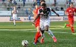 Ghanaian forward Kwadwo Duah nets brace in FC Wil's defeat