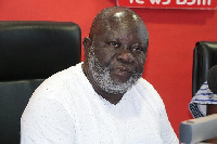 Afrifa Yamoah Ponkoh, a leading member of the National Democratic Party in the Ashanti Region