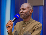 Prophet Emmanuel Badu Kobi, founder of the Glorious Wave Church International