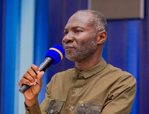 Prophet Dr Emmanuel Badu Kobi
