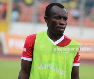Kumasi Asante Kotoko legend, Stephen Oduro