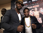 Paul Dogboe and Isaac Dogboe
