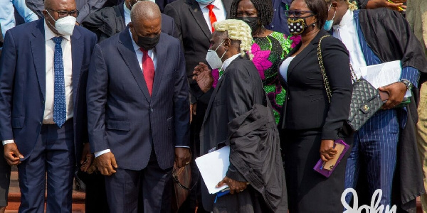 Election Petition: Mahama files yet another application at Supreme Court