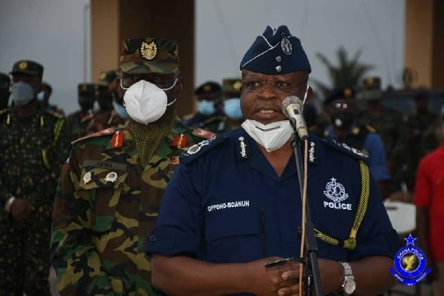 IGP fumes over killing of police officer; reminds banks about June deadline