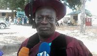 Nene Ogah Osuagbo I, Chief of Great Ametafor
