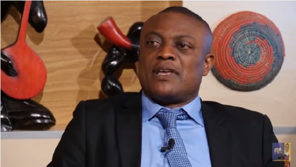 Private legal practitioner, Maurice Ampaw