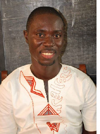 Confidence Eric Kwadwo Baah
