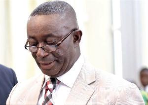 Andy Appiah Kubi Agogo MP