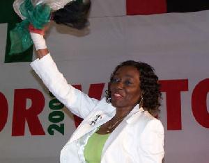 Nana Konadu Rawlings@NDC Congress