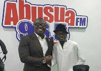 Lilwin and Bola Ray