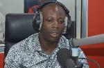 Founder of Heaven's Gate Ministry, Prophet Nicholas Osei