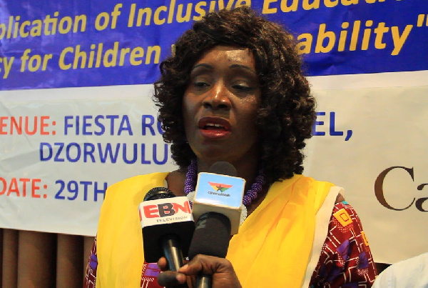 We wish you well – Minority allows Gifty Twum-Ampofo passage