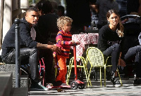 Kevin Prince Boateng and Melissa Satta have been separated for sometime time