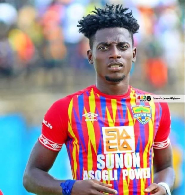 CAF CL: Let's make the family proud in Morocco - Caleb Amankwah to Hearts of Oak teammates