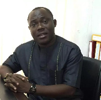 Associate professor at the University of Ghana, Ransford Gyampo