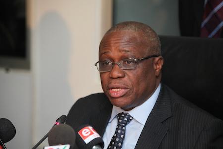 Dr Henry Kofi Wampah - BoG Governor