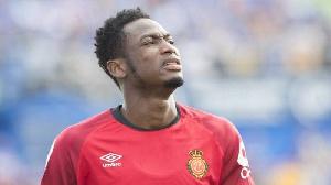Baba Rahman did not impress at Mallorca