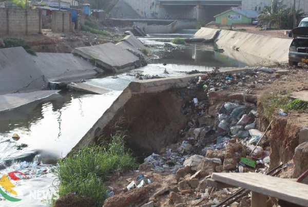 Residents feel unsaved as the rainy season sets in.