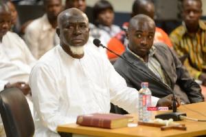 Alhaji Karim Grusah, owner of King Faisal Football Club is interested in heading the Ghana Football