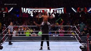 WrestleMania 2021: Jordan Omogbehin win first fight as WWE welcome return of fans