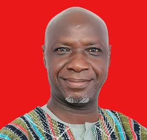 Seidu Abdul-Razak, former NDC branch Chairman