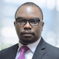 Caleb Afaglo has been sacked by SSNIT