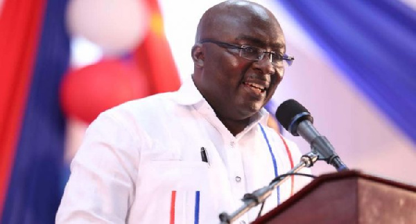 Catholic Priest commends Bawumia for showing 'political maturity'