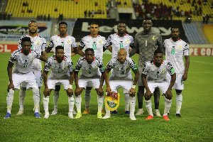 The Black Stars return to action next month