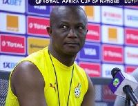 Black Stars coach Kwesi Appiah