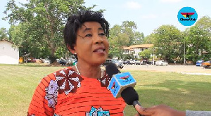 Anita DeSoso, former First National Vice-chairperson of the National Democratic Congress (NDC)
