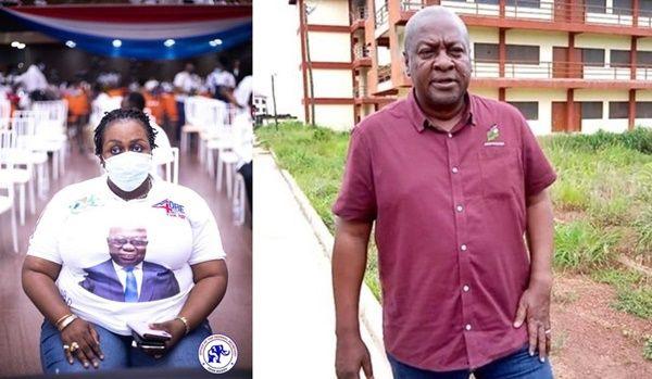 2020 Elections: Stop anticipating war! – Mame Yaa warns Mahama
