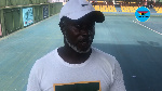 Richard Ayi Dartey is in charge of Tennis Development at the McDan Foundation