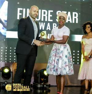 Mukarama Abdulai  Ghana Football Awards File