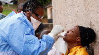 South Africa has been conducting door-to-door coronavirus tests