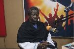 Nyame Somafo Yaw, leader and founder of Asomdwee Ntonton Nkabom Som