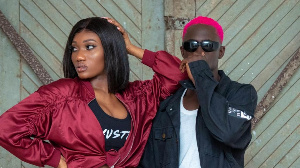 Wendy Shay has featured Bosom P-Yung on a new song