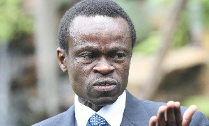 Anti-corruption advocate, Patrick Lumumba