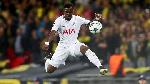 Tottenham defender Serge Aurier