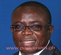 William Kwasi Sabi, Deputy Minister for Monitoring and Evaluation