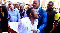 Pastor Alph Lukau 'resurrected' the dead man