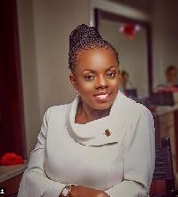 Ghanaian journalist Nana Aba Anamoah