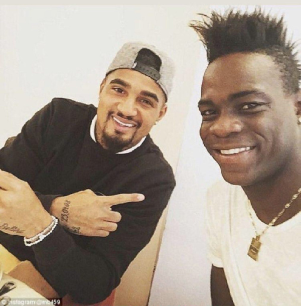 Balotelli is currently without a club having left Olympique Marseille