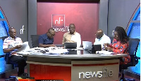 Newsfile airs from 9:00 GMT to 12:00 GMT on Saturdays on JoyNews
