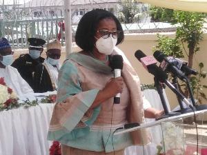 Madam Margaret Kaba, Ayawaso West Municipal Director of Education