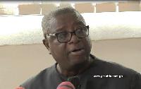 Prof. Kwame Boasiako Omane-Antwi, immediate past Board Chairman of GCGL