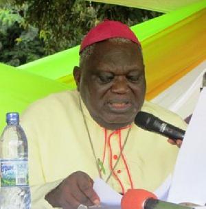 Most Rev. Peter Kwasi Sarpong