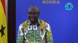 Minister of Works and Housing, Samuel Atta Akyea