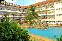 Former Dutchotel, now African Royal Beach Hotel